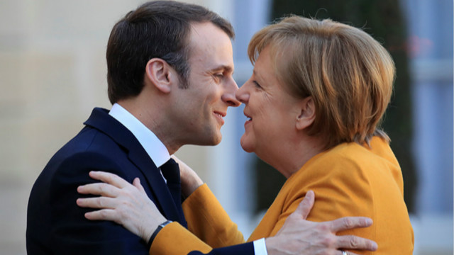 受新冠肺炎疫情影响,法国、德国和欧元区今年第二季度GDP增速均大跌。
